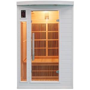 Sauna Soleil Blanc 2