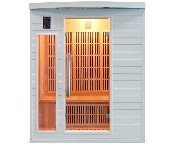Sauna Soleil Blanc 3