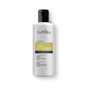 EUPHIDRA Shampoo Sebo Regolatore