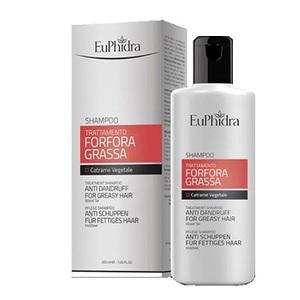 EUPHIDRA Shampoo Trattamento Forfora Grassa