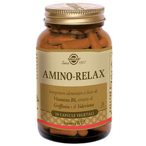 SOLGAR AMINO-RELAX 30 cps