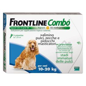 FRONTLINE COMBO SPOT ON Cani M