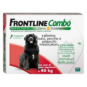 FRONTLINE COMBO SPOT ON Cani XL