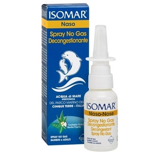 ISOMAR SPRAY NOGAS 30ml