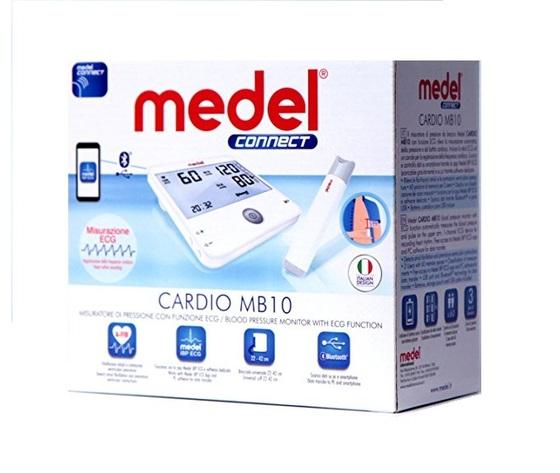 MEDEL CONNECT CARDIO MB10 Misuratore di pressione