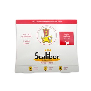 SCALIBOR Protector Band Collare 48cm