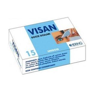 Visan Gocce Oculari Sterili 15 fiale da 0,5ml