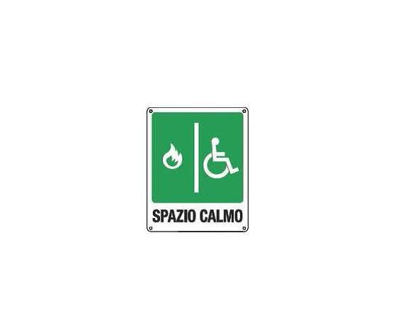 Cartelli spazio calmo