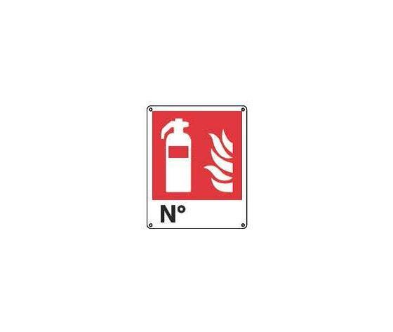 Cartelli antincendio-Estintore2
