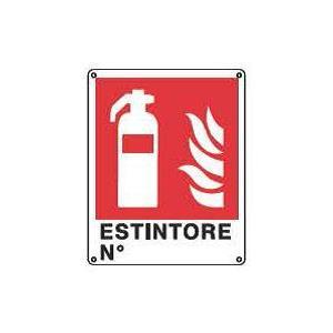 Cartelli antincendio-Estintore3