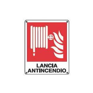 Cartelli antincendio-Lancia antincendio