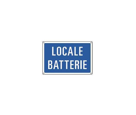 Cartelli locale batterie