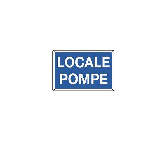 Cartelli locale pompe