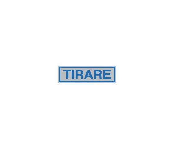 Etichette per interni-Tirare