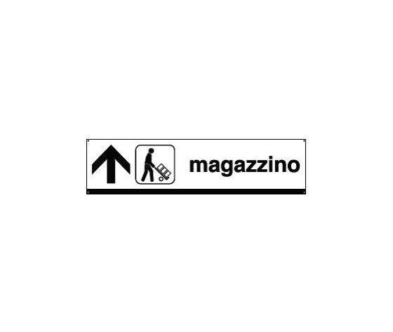 Cartelli di indicazione-magazzino