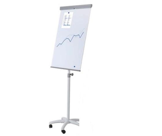 Lavagna scrivibile - 680x1000 mm, altezza mm 190