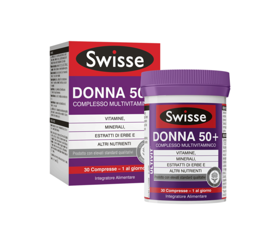 SWISSE DONNA 50+