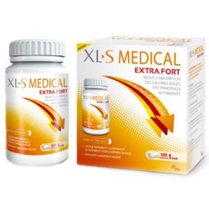 XL-S Medical Linea Controllo del Peso Max Strenght Integratore 120 Compr. 1 Mese