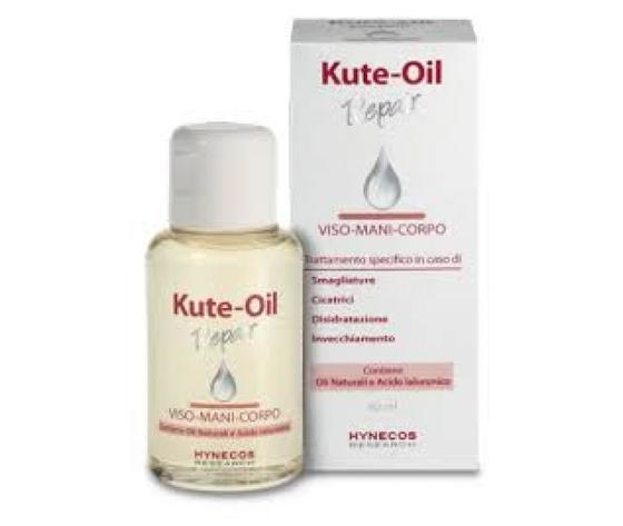 KUTE OIL REPAIR Viso Mani Corpo 60 ml