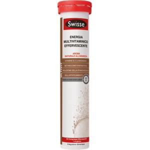 SWISSE ENERGIA MULTIVITAMINICO EFFERVESCENTE