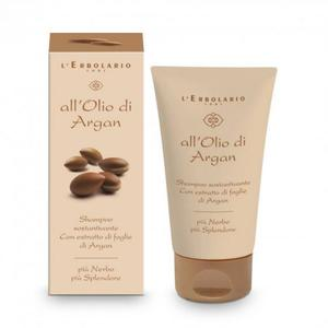 Shampoo Sostantivante con Estratto di Foglie di Argan 150ml