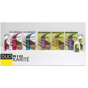 Shampoo 200 ml + Balsamo 100 ml Duo Bio Karité