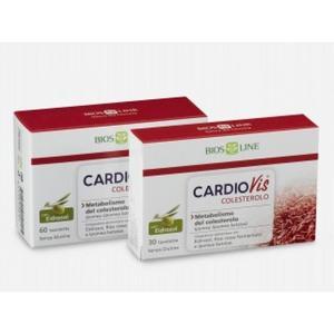 Cardiovis Colesterolo 60 Tavolette