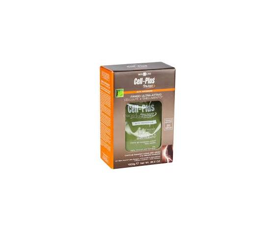 Cell Plus Fango Ultra-Attivo Cellulite E Snellimento 1 kg