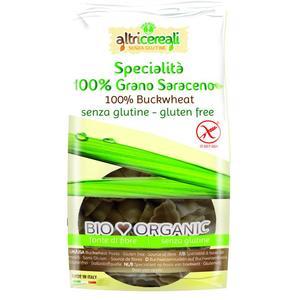 Conchiglie di grano saraceno 100% senza Glutine 250 gr