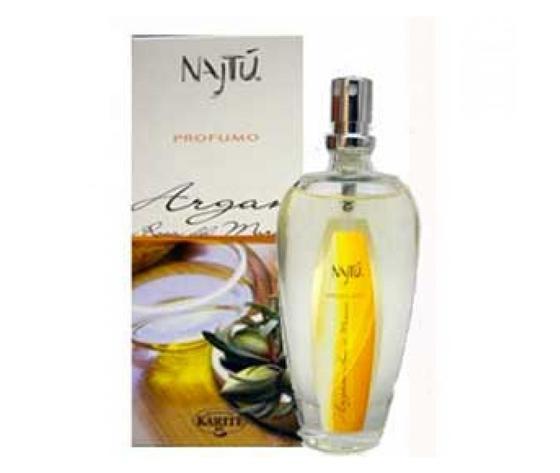 Profumo Najtu Argan e Rosa del Marocco 50 ml