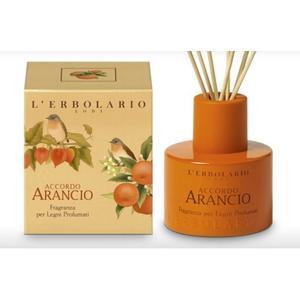 Fragranza per Legni Profumati Accordo Arancio 125 ml