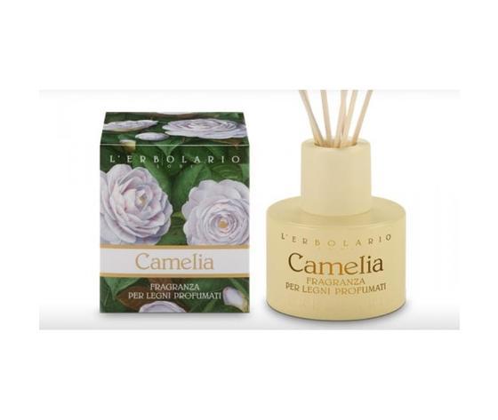 Fragranza per Legni Profumati Camelia 125 ml