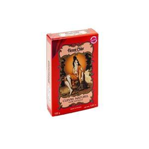 Henné Color Cuivre Rosso Rame Naturale gr100