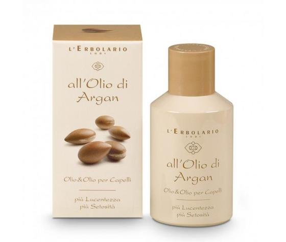 Olio&Olio per Capelli All'olio di Argan 100ml