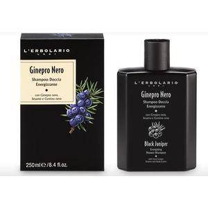 ginepro nero erbolario shampoo