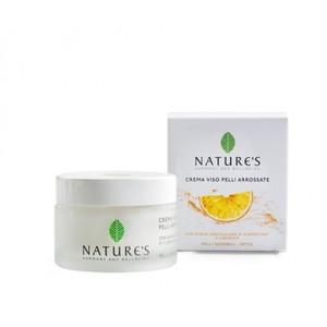 Nature's - Crema Viso Pelli Arrossate SPF 20