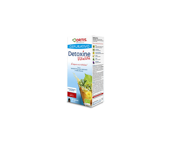 Depuratio Detoxine - gusto Mirtillo