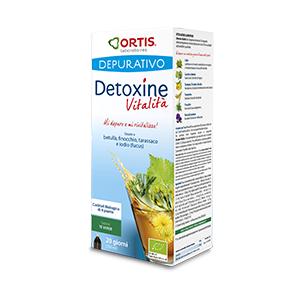 Depuratio Detoxine - gusto Te Verde