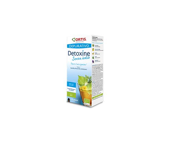 Depuratio Detoxine - gusto Mela senza iodio