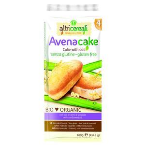 Avena Cake Senza Glutine Monoporzioni Probios 180gr