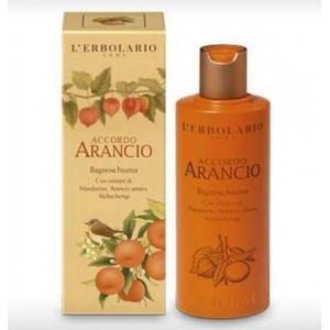 Bagnoschiuma Accordo Arancio 250 ml