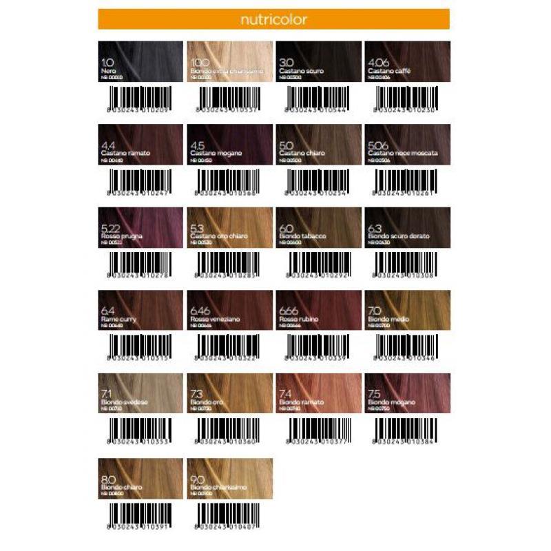 Tinta per Capelli BioKap Nutricolor 140ml - ERBORISTERIA C.A.D.O. 54127f65440b