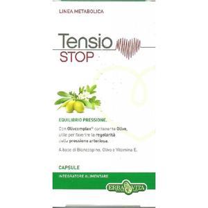 Tensio stop 40 capsule Erba Vita
