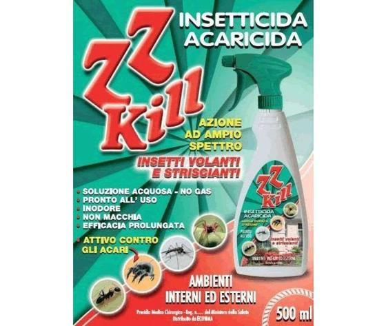 ZZ Kill Insetticida Acaricida Naturale 500ml