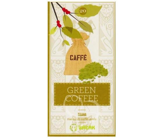 Green Coffee 15 Buste
