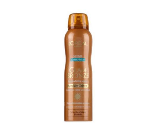 Glam Bronze Fondotinta Spray speciale gambe 150 ml