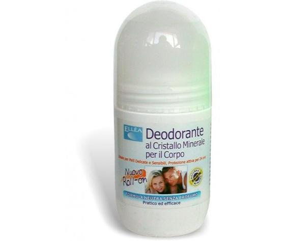 Deodorante roll on Allume di potassio Neutro 50ml
