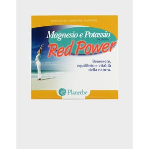 Magnesio Red Power 16 Bustine Monodose Planerbe