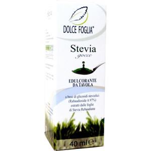 Edulcorante da Tavola Stevia in Gocce 40ml