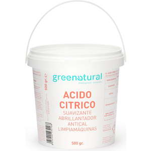 Acido Citrico GREENATURAL